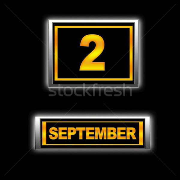 September 2. Stock photo © asturianu