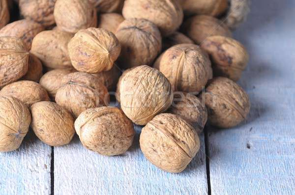 Walnuts. Stock photo © asturianu