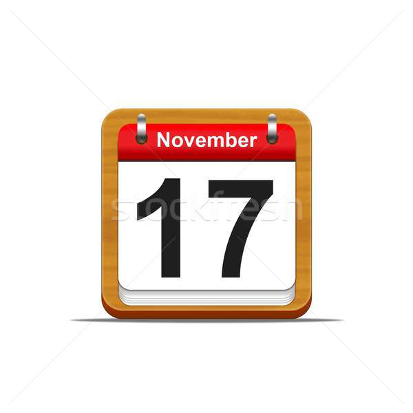 November 17. Stock photo © asturianu