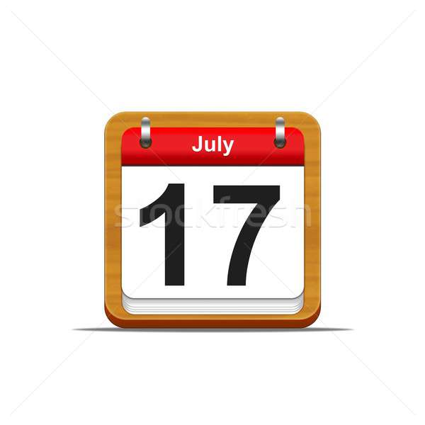 July 17. Stock photo © asturianu
