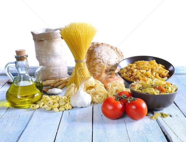 Mediterranean cousine. Stock photo © asturianu