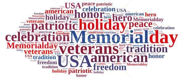 Memorial day. Stock photo © asturianu