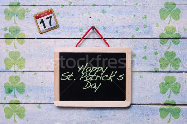 St. Patrick Day. Stock photo © asturianu