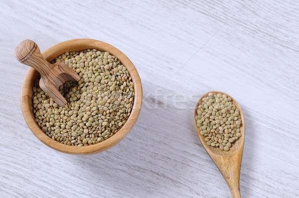 Lentils. Stock photo © asturianu