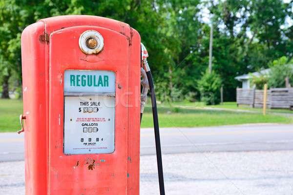 Edad Rusty americano precio dólares Foto stock © asturianu