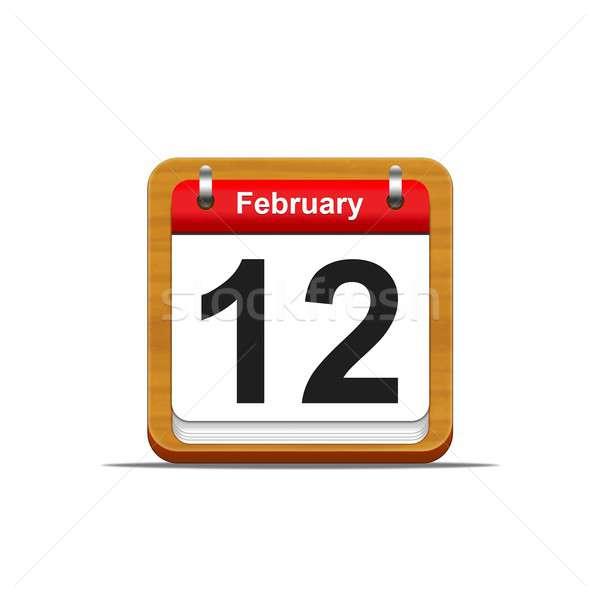 February 12. Stock photo © asturianu