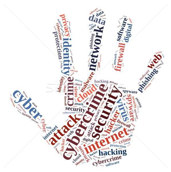 Cybercrime. Stock photo © asturianu