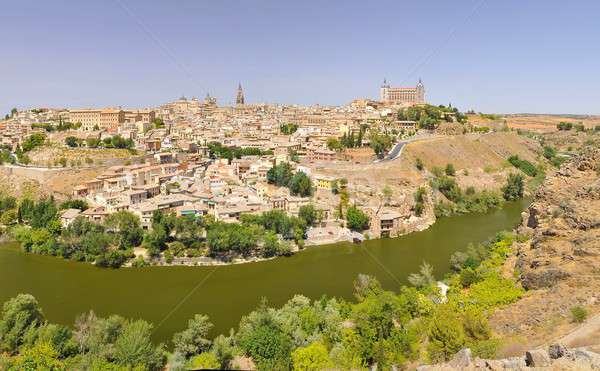 Toledo, Spain. Stock photo © asturianu