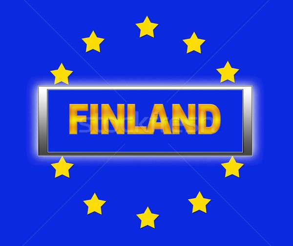 Finland. Stock photo © asturianu