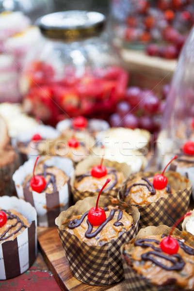 Vers ander snacks vers Stockfoto © avdveen