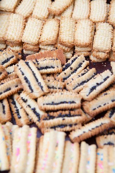 Variedade bolinhos resfriamento Foto stock © avdveen