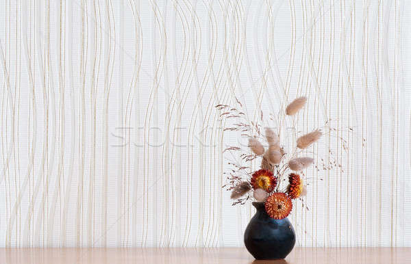 природы дизайна домой красоту мебель обои Сток-фото © Avlntn