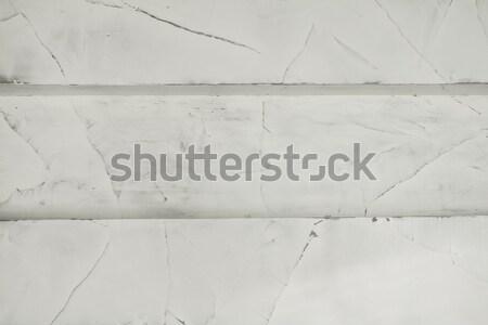 Muur nis ontwerp achtergrond interieur beton Stockfoto © Avlntn