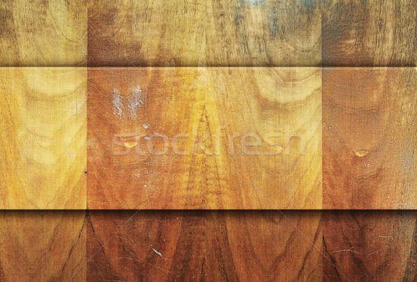 木製 ヴィンテージ テクスチャ 壁 スペース アンティーク ストックフォト © Avlntn