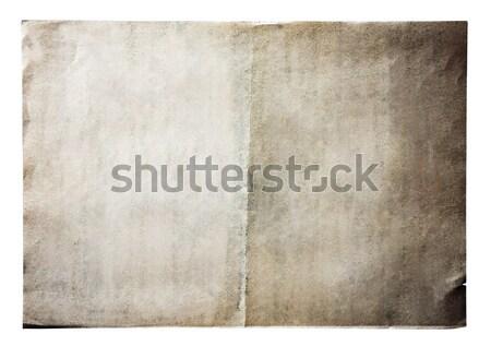 old paper Stock photo © Avlntn