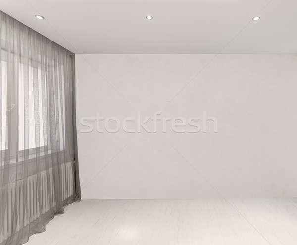 empty room Stock photo © Avlntn