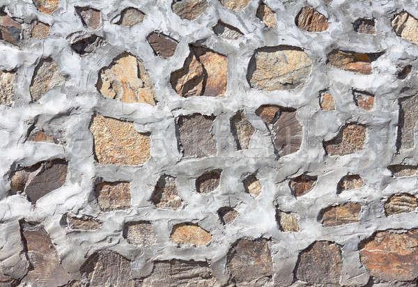 old stone wall Stock photo © Avlntn
