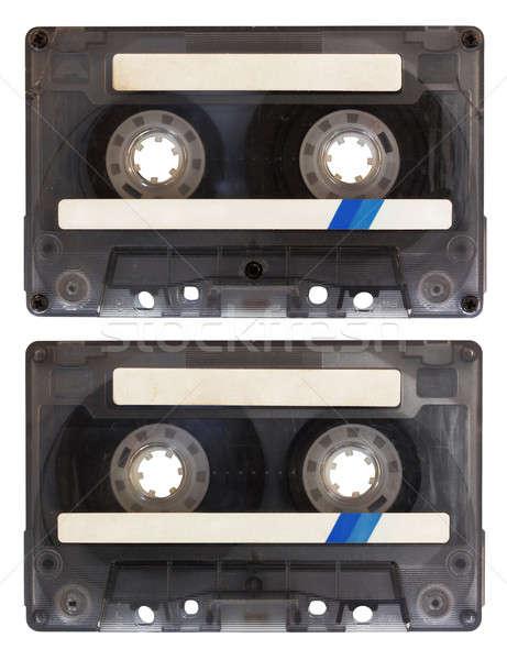 audio cassette Stock photo © Avlntn