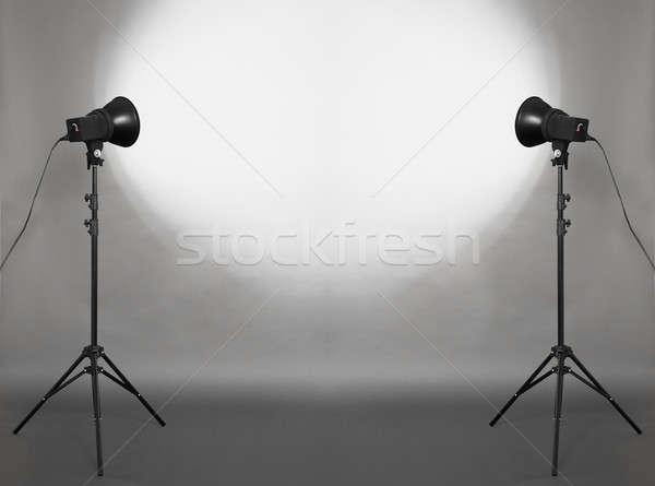 photo studio Stock photo © Avlntn