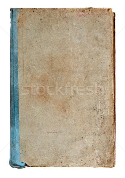 old book Stock photo © Avlntn