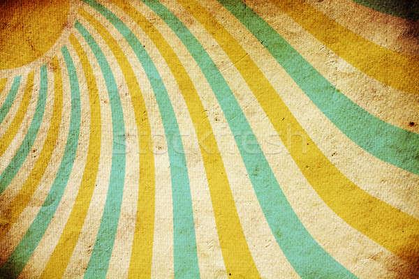 紙 古い紙 テクスチャ 抽象的な スペース 色 ストックフォト © Avlntn