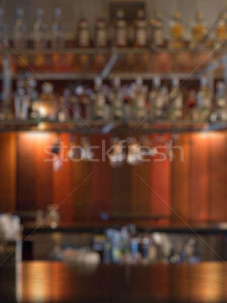 バー ナイトクラブ パーティ デザイン レストラン 表 ストックフォト © Avlntn