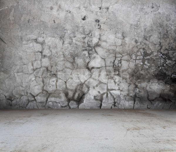 古い テクスチャ インテリア ヴィンテージ 家 壁 ストックフォト © Avlntn