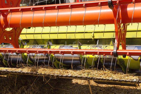 combine harvesters   Stock photo © avq