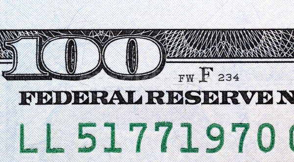 one hundred US dollars Stock photo © avq