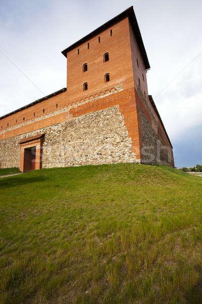 fortress   Stock photo © avq