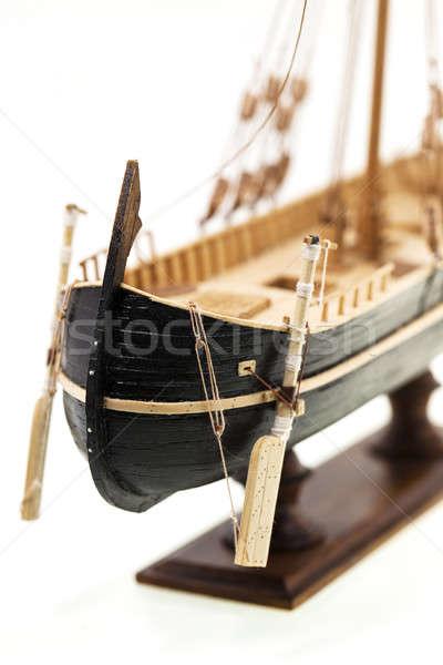 model of the ship   Stock photo © avq