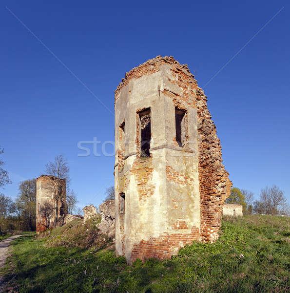 ruins   Stock photo © avq
