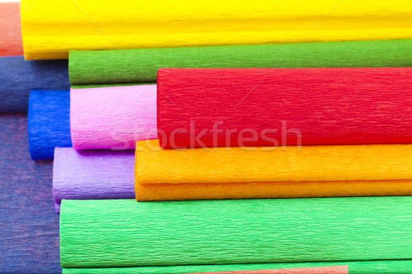 crepe paper  Stock photo © avq