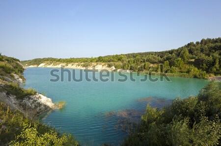 cretaceous pits   Stock photo © avq
