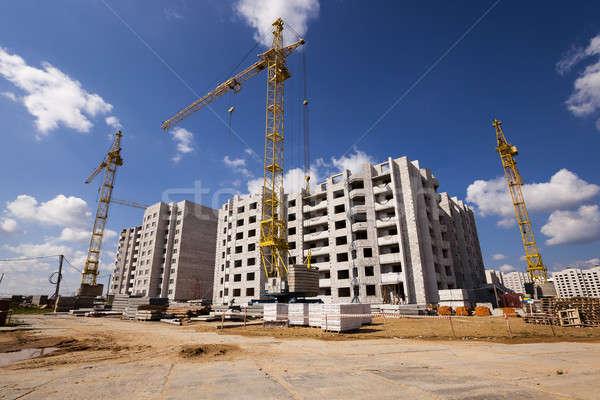 construction   Stock photo © avq