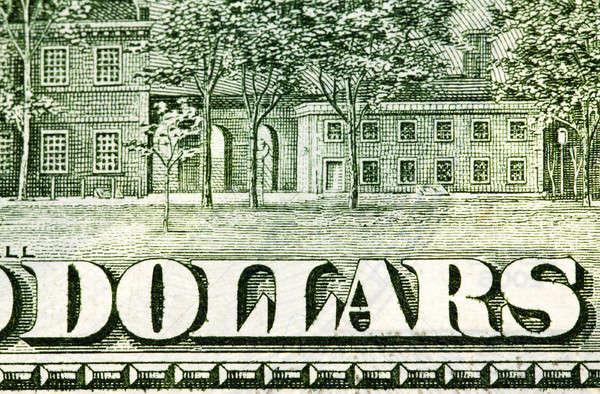 ドル マクロ 写真 アメリカン 100 ドル ストックフォト © avq
