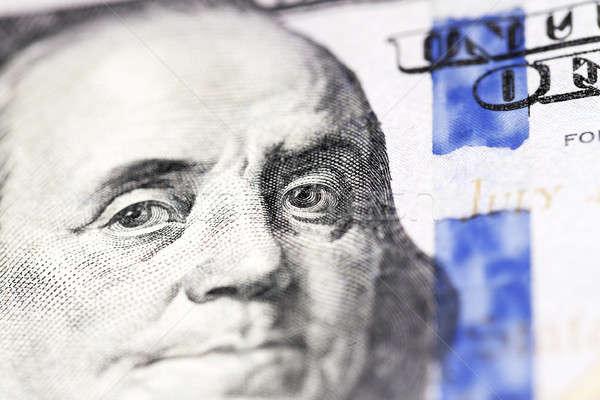 Yeni amerikan dolar imzalamak Stok fotoğraf © avq