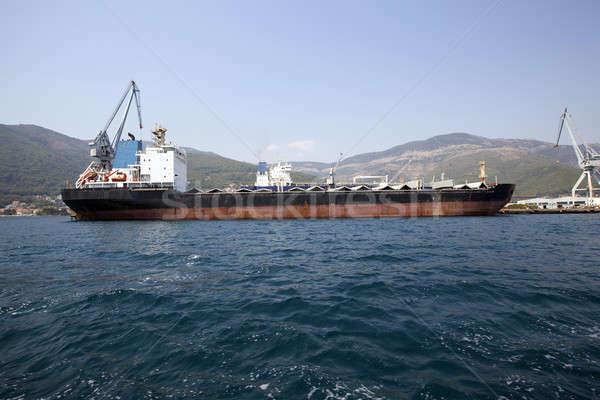 seaport   Stock photo © avq