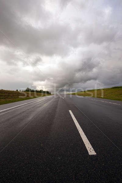 the highway   Stock photo © avq