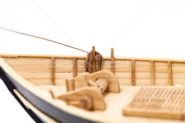 ship model   Stock photo © avq