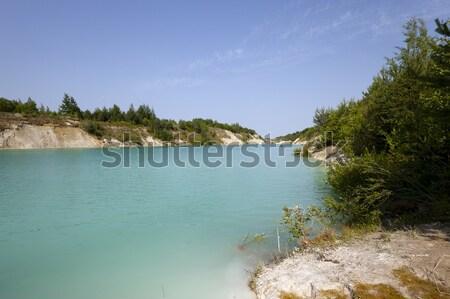 artificial lake   Stock photo © avq