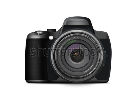 Camera Stock photo © axstokes