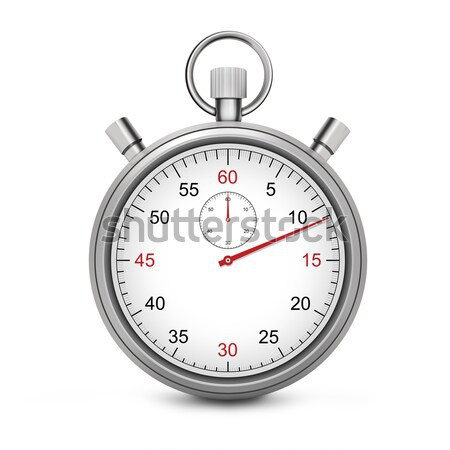 Stopwatch - XL Stock photo © axstokes