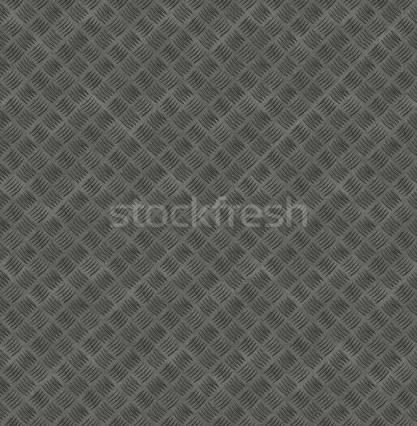 Grip Metal Grating Seamless Texture - XL Stock photo © axstokes