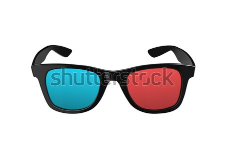 3D Glasses Stock photo © axstokes