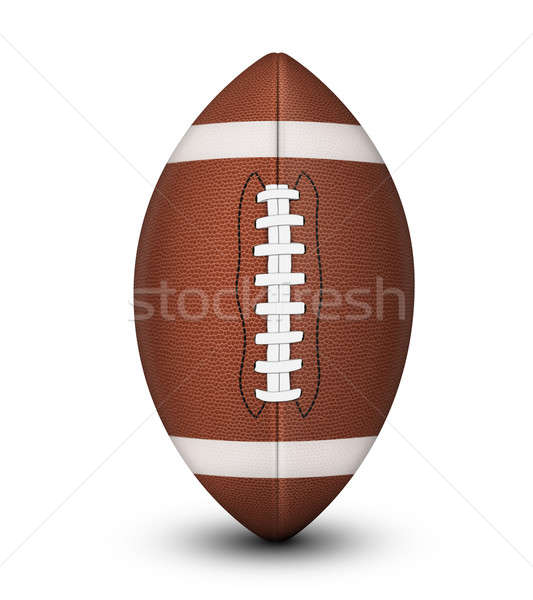 American Football Ball Stock photo © axstokes