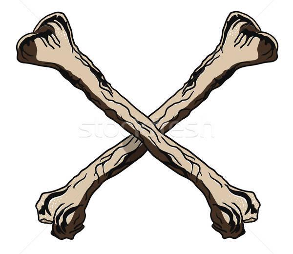 Vector ilustración alerta símbolo tatuaje camiseta Foto stock © ayaxmr