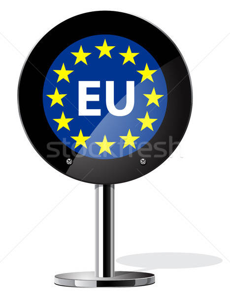 Europe Sign concept sign Stock photo © ayaxmr