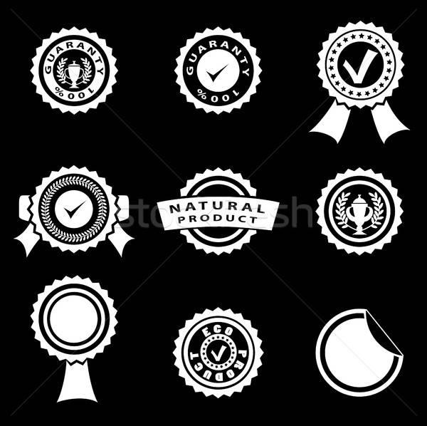 Icon eenvoudig symbolen web gebruiker interface Stockfoto © ayaxmr
