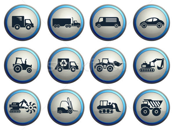 Transportation and Loading Machines Stock photo © ayaxmr